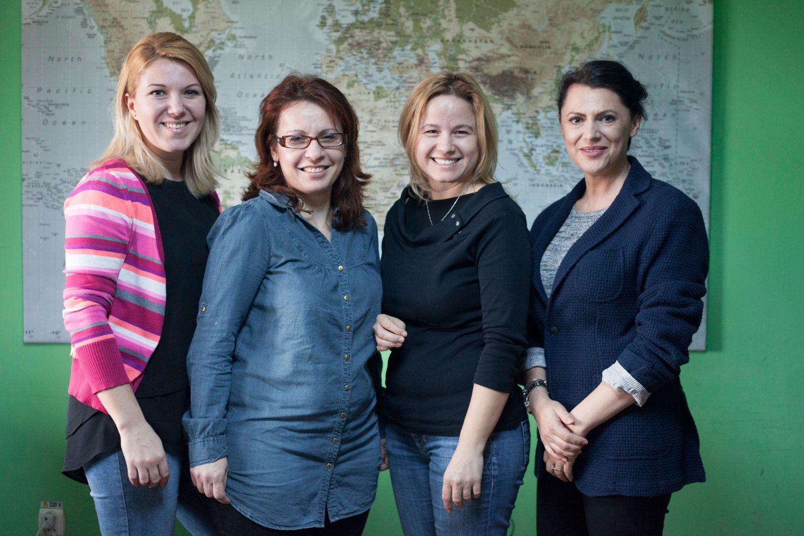Women's center 'House of Joy'