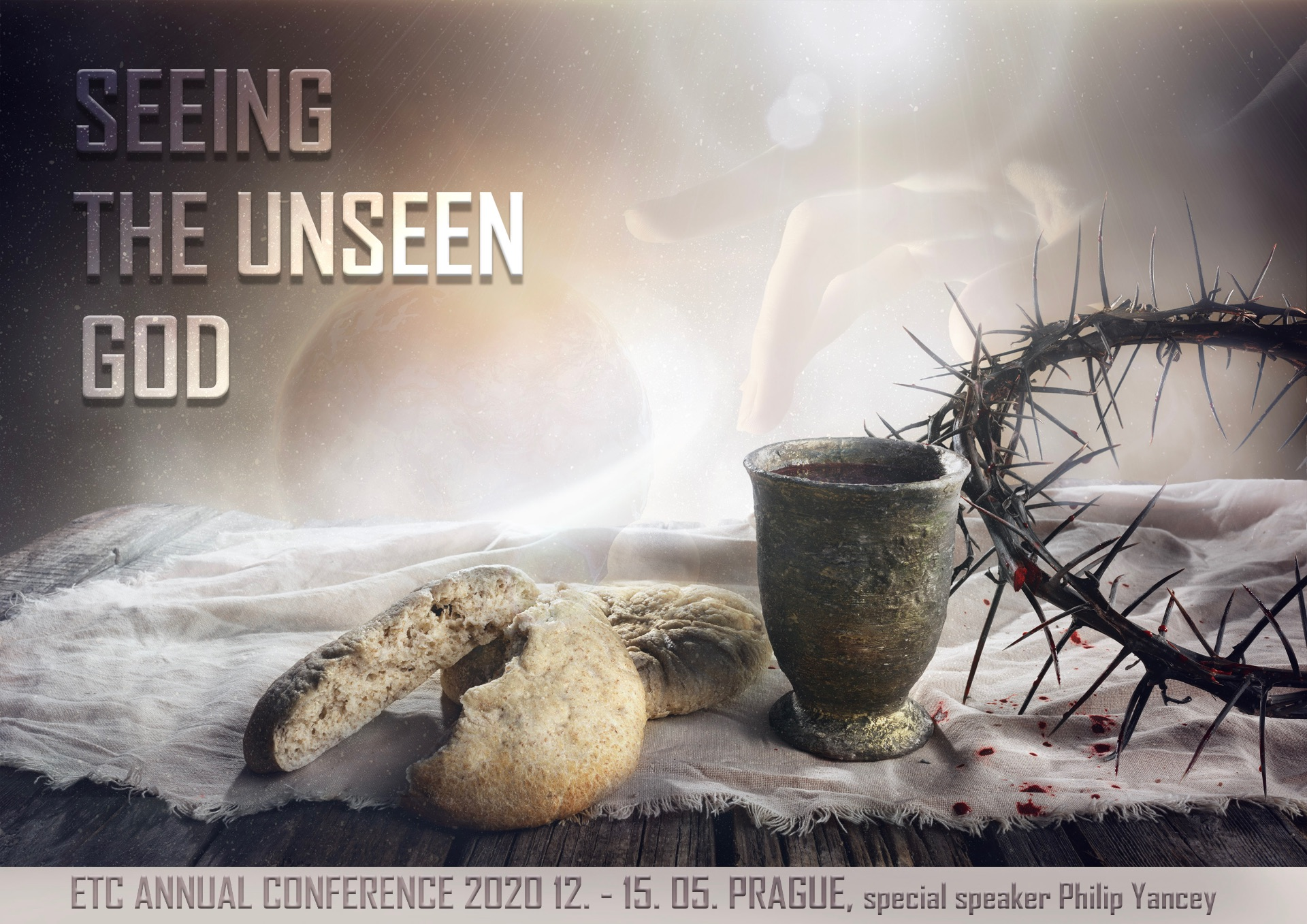 Seeing the Unseen God