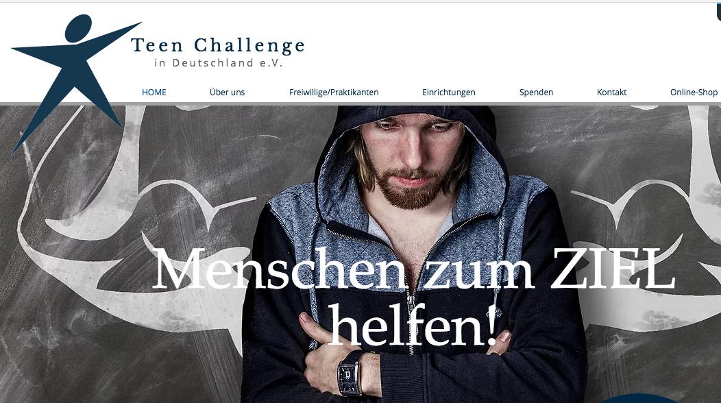 TC Germany's new website