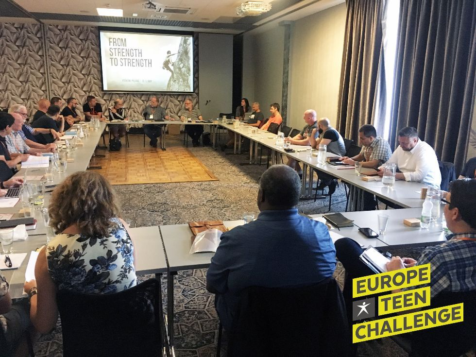 2018 Annual Conference - Krakow, Poland | Europe Teen Challenge